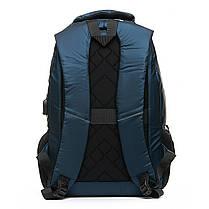 Рюкзак городской Lanpad 30 x 45 x 18 см Синий (2216/2), фото 2