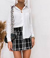 Блуза женская белая, фото 1