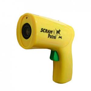Ультразвуковий портативний відлякувач собак GTM Scram Patrol