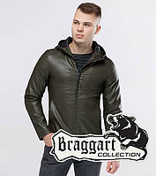 Braggart Youth | Осенняя куртка 15353 хаки