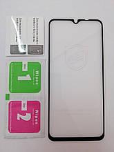 Защитное стекло Xiaomi Redmi 9/9Prime/Poco M2/Poco M3 ЛЮКС Black