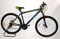 """Велосипед Avanti Sprinter 27,5"""" черно-сине-зеленый, фото 1"""
