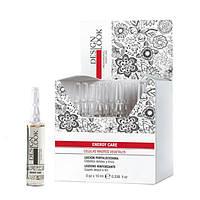 Лосьйон для зміцнення та стимулювання росту волосся Design Look Energy Care в ампулах 12х10 мл