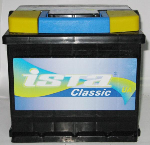 Акумулятор ISTA Classic 50 Aч