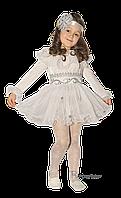Детский карнавальный костюм Снежинки Код 189