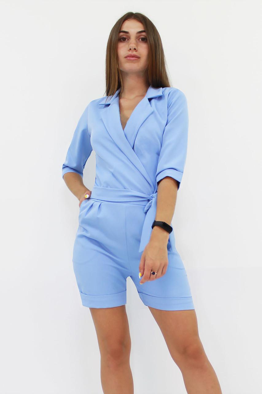 Жіночий комбінезон Kaily, блакитний