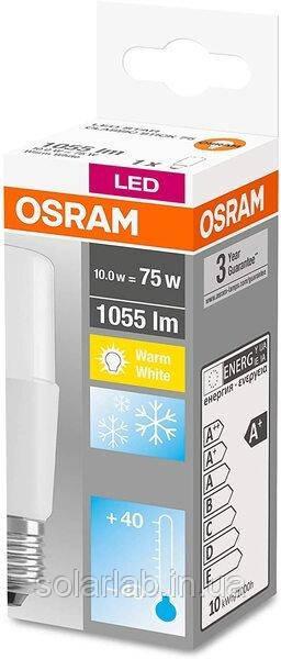 Лампа світлодіодна OSRAM LED STAR STICK 75 10W 1055Lm 2700K E27