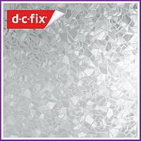 Самоклейка, декоративная самоклеящаяся пленка D-C-Fix, витражная Splinter 200-2535, 45см*15м