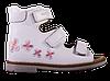 Ортопедические кожаные сандалии Форест-Орто 06-125 р-р. 21-30, фото 3