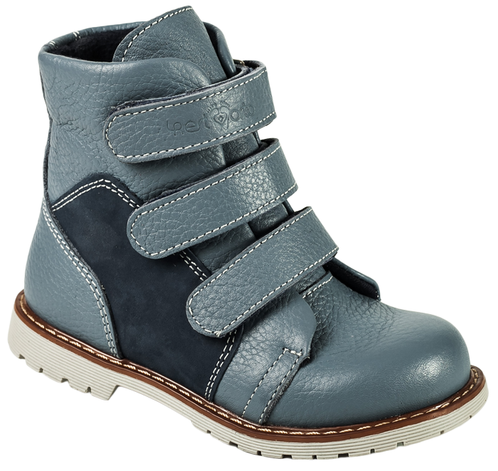 Детские ортопедические ботинки на мальчика 4Rest-Orto 06-573  р-р. 31-36
