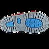 Детские ортопедические туфли Форест-Орто 06-313 р. 21-30, фото 8