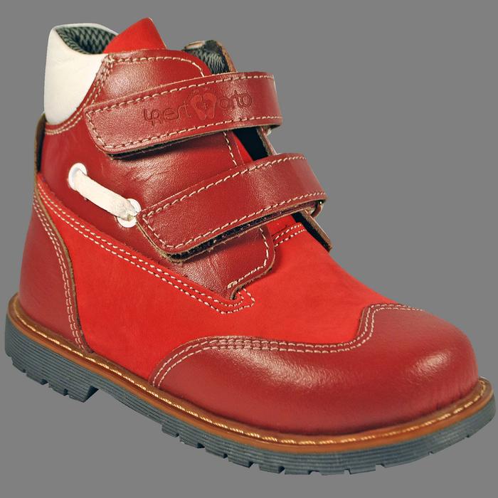 Ботинки ортопедические для девочки Форест-Орто 06-586 р-р. 21-30