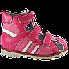 Ортопедические детские сандалии для девочки 06-148 р-р. 21-30, фото 2