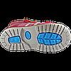 Ортопедические детские сандалии для девочки 06-148 р-р. 21-30, фото 8