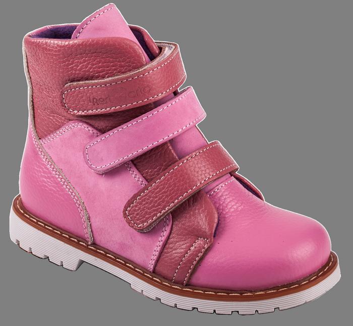 Детские кожаные ортопедические ботинки 4Rest-Orto 06-544 р-р. 31-36