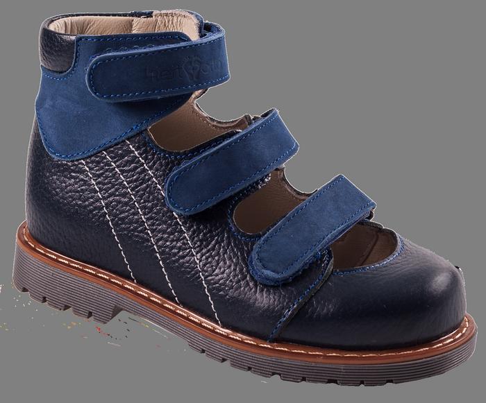 Ортопедичні дитячі туфлі Форест-Орто 06-315 р. 21-30