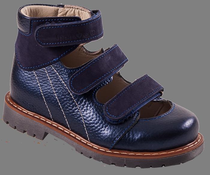 Ортопедические детские туфли Форест-Орто 06-316 р. 21-30