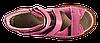 Ортопедические кожаные босоножки для девочки 06-2462 р-р. 31-36, фото 4
