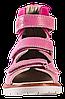 Ортопедические кожаные босоножки для девочки 06-2462 р-р. 31-36, фото 6
