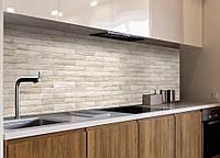 Виниловая наклейка кухонный фартук-скинали, самоклейка для кухни IdeaX Текстура 04 60х250 см