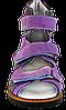 Сандалії ортопедичні на дівчинку 06-249 р-р. 31-36, фото 6
