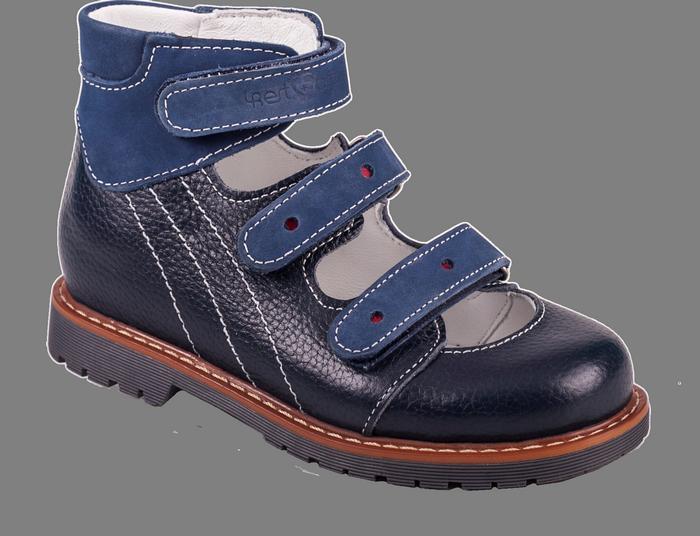 Ортопедичні дитячі туфлі Форест-Орто  06-315 р. 31-36