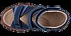 Ортопедические детские сандали на мальчика 06-245 р-р. 26-30, фото 3