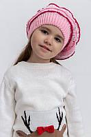 Шапка детская 126R001 цвет Розовый, фото 1