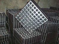 Плитка металлическая для промышленных полов S=1,8мм.