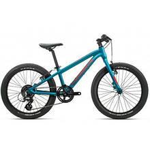 Детский велосипед Orbea MX 20 Team 2020 Blue-Red (K00620JC)