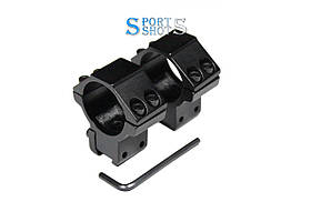 Кріпильні кільця Discovery O30 мм / 11 мм / Н=21 мм (ACC.15.03.003)