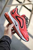 Кроссовки мужские Nike Air Max 720 Red (найк аир макс 720)
