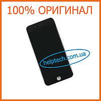 Дисплейный модуль для iPhone 7 Plus Черный Оригинал (LCD экран, тачскрин, стекло в сборе) Black Original