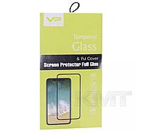 Защитное Стекло Veron Slim Full Cover — Huawei P40 Lite — Black