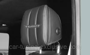 MANSORY headrest for Mercedes G-class