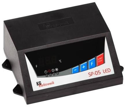 """Автоматика """"KG Elektronik"""" SP-05 LED для твердотопливного котла"""