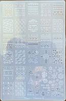 Пластина для стемпинга XY-05
