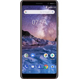 Смартфон Nokia 7 plus 4/64 GB