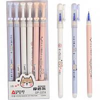 Ручка, пишет-стирает, 0.5 мм, 3374