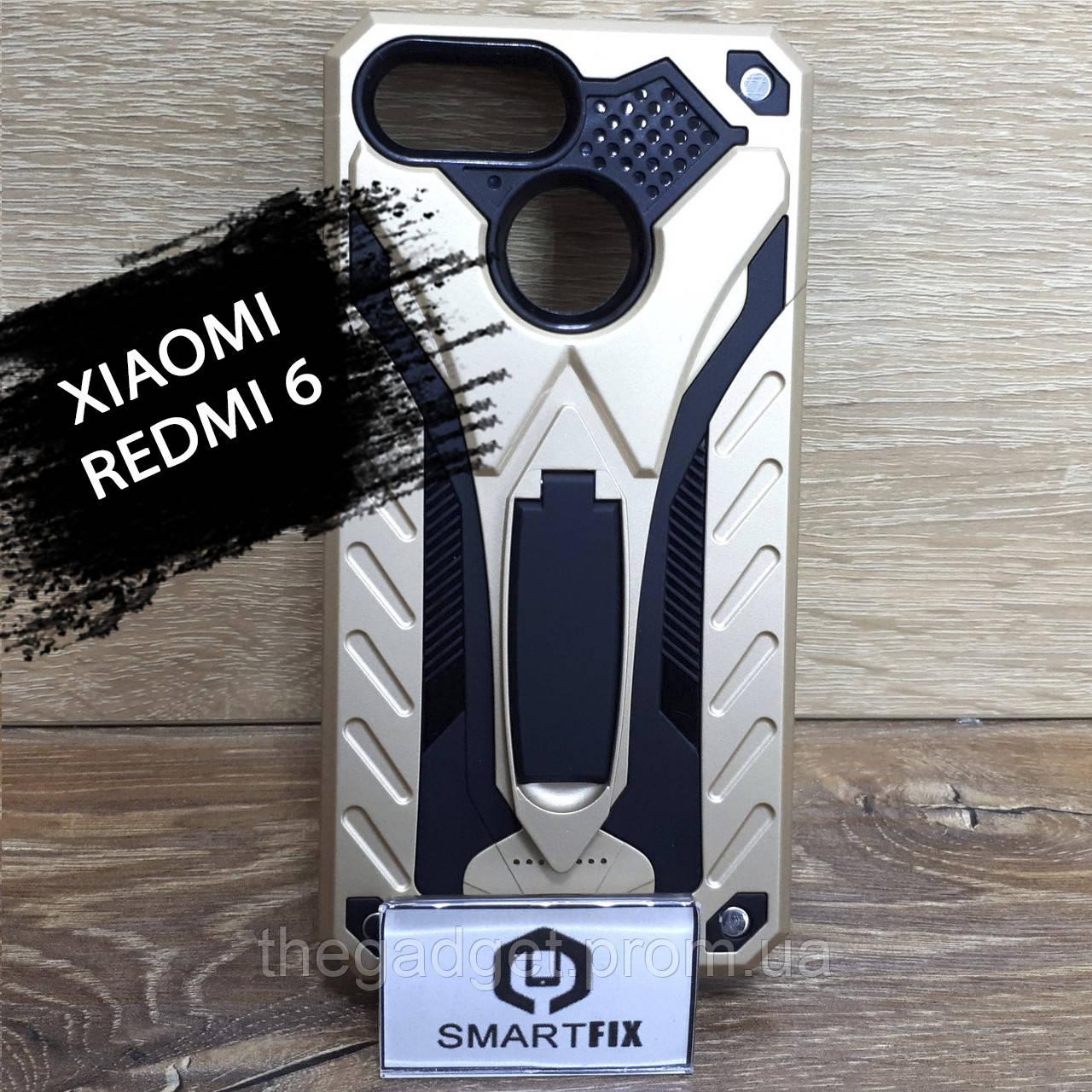 Протиударний чохол для Xiaomi Redmi 6 iPaky