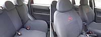 Чехлы на сидения Mitsubishi Lancer X Sportback с 2008 г.в.