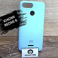 Силиконовый чехол для Xiaomi Redmi 6 G-Case, фото 1