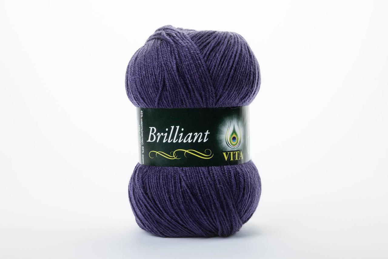 VITA Brilliant, Color No.4977 тёмный баклажан