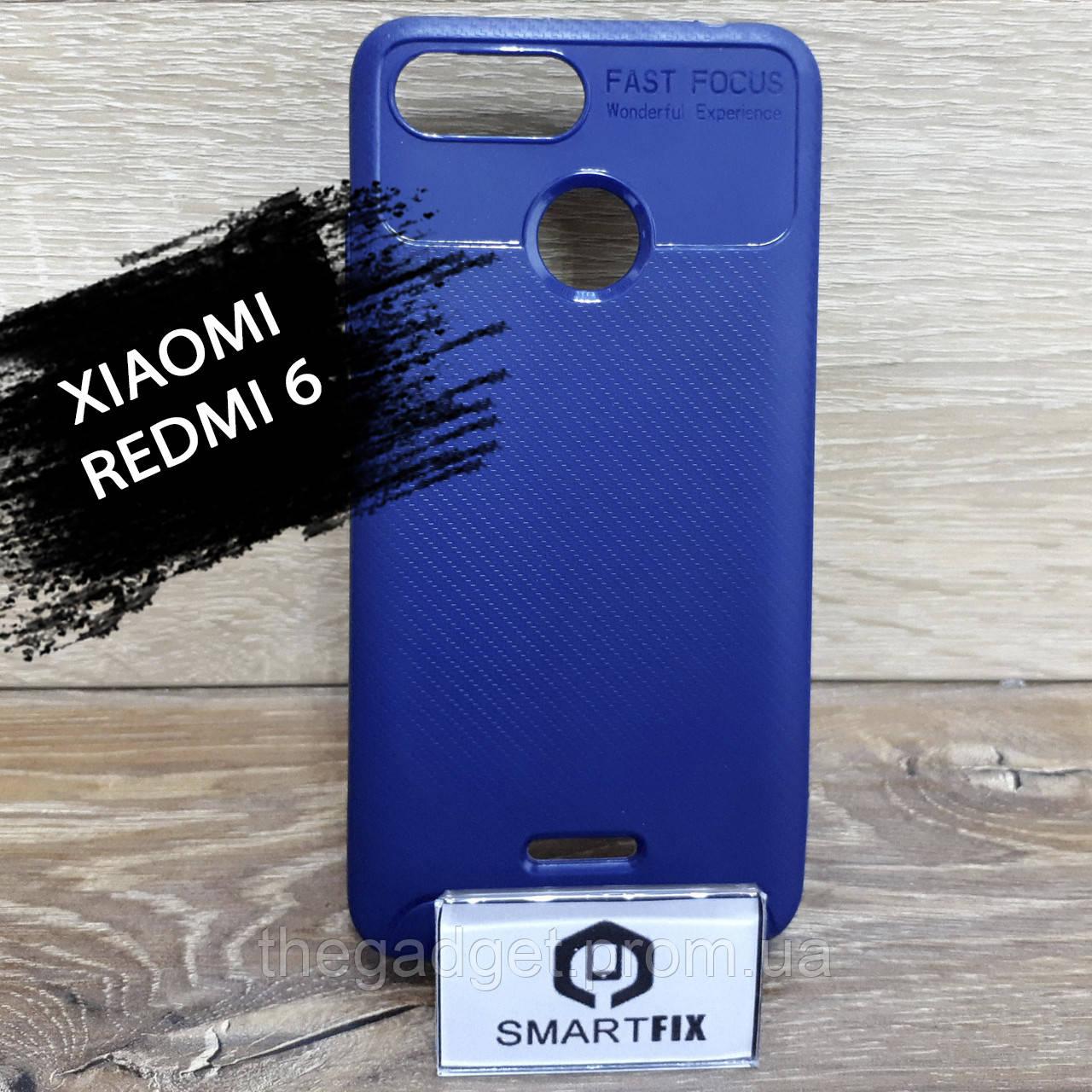 Противоударный чехол для Xiaomi Redmi 6 Kaisy