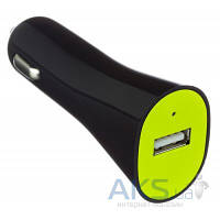 Зарядное Kit USB Car Charger (2.1A) Black