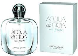 Лицензионная парфюмированая вода Armani Acqua di Gioia (100ml)