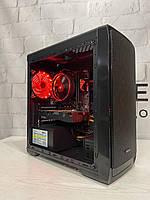 Игровой компьютер Intel Core i3-9100f + NVIDIA GTX 1060 3Gb + RAM 8Gb + HDD 500Gb