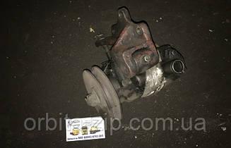 256Б-3407190 Насос гидроусилителя руля ГУР КрАЗ 256 в сборе со шкивом (с нового двигателя) (складской СССР)