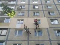 Утепление фасадов высотных домов и коттеджей