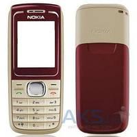 Корпус Nokia 1650 с клавиатурой Red